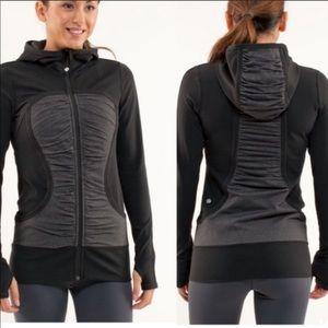 Lululemon Pure Balance Zip Up Jacket